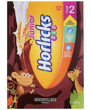 Junior Horlicks - Chocolate Flavour (Texas)