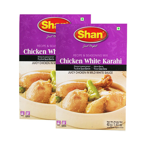 Shan Chicken White Karahi (Texas)