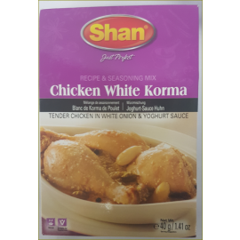Shan Chicken White Korma (Texas)