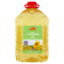 KTC SUNFLOWER OIL 5LTRS (Texas)