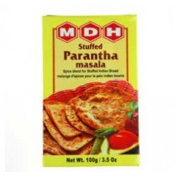MDH Parantha Masala <br> 100 GM(tx only)
