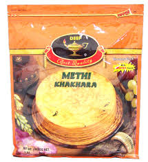 Deep Methi  Khakhara (Texas)