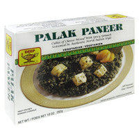 Palak Paneer Curry - Deep - Frozen