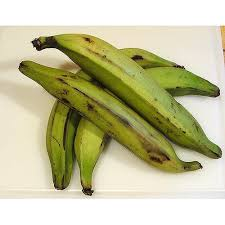 Plantain Banana : IL - each 1