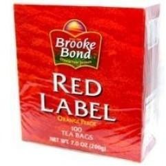 Red Label Tea Bags (Texas)