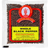 Black Pepper Whole (Texas)