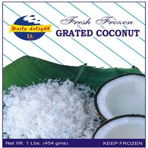 Frozen Coconut - Daily Delight : IL