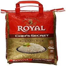 Royal Chef's Basmati Rice (Texas)