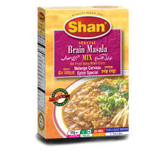 Shan Brain Masala Mix