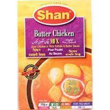 Shan Butter Chicken Mix (Texas)