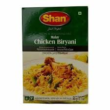 Shan chicken Biryani (Texas)