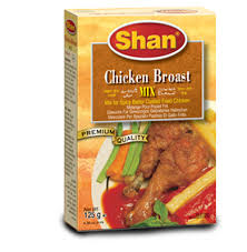 Shan Chicken Broast (Texas)