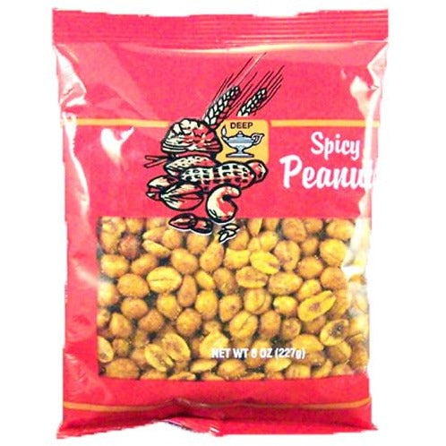 Spicy Peanuts (Texas)