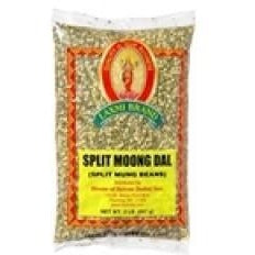 Green Moong Dal Split : IL