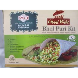 Bhel Puri Kit