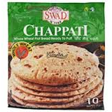 10 pack Swad Chapati 30 (Texas)