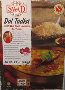 Swad Dal Tadka (Texas)