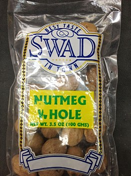 Nutmeg Whole (Texas)