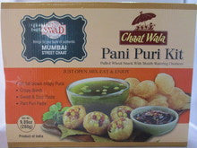 Pani Puri Kit (Texas)