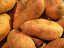 Sweet Potato : Texas
