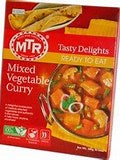 MTR Mixed Vegetable Curry : RTE (Texas)
