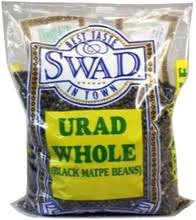 Urad Whole Black Beans