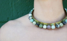 Akna Collar - Amazonite