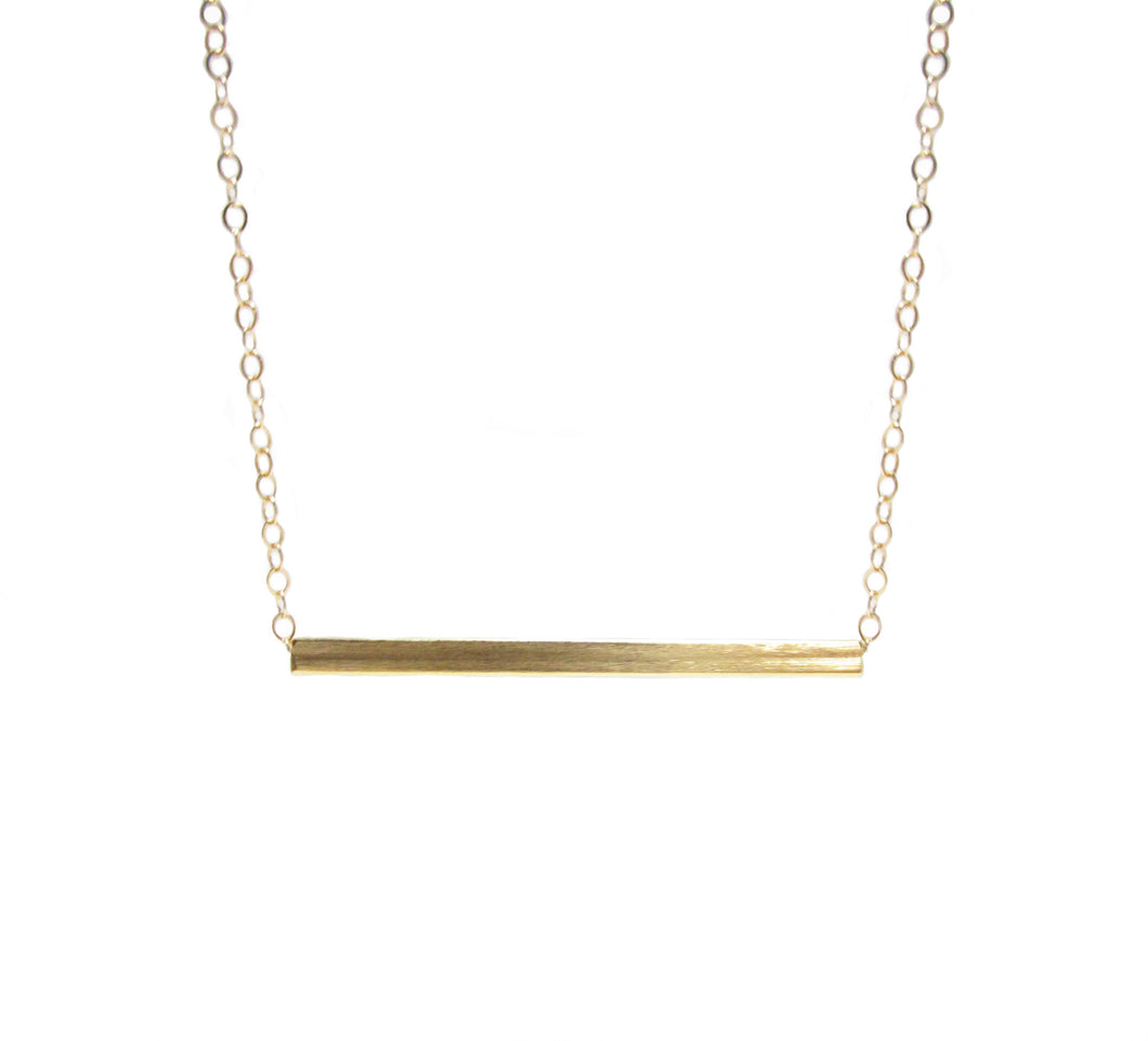 Daily Bar Necklace