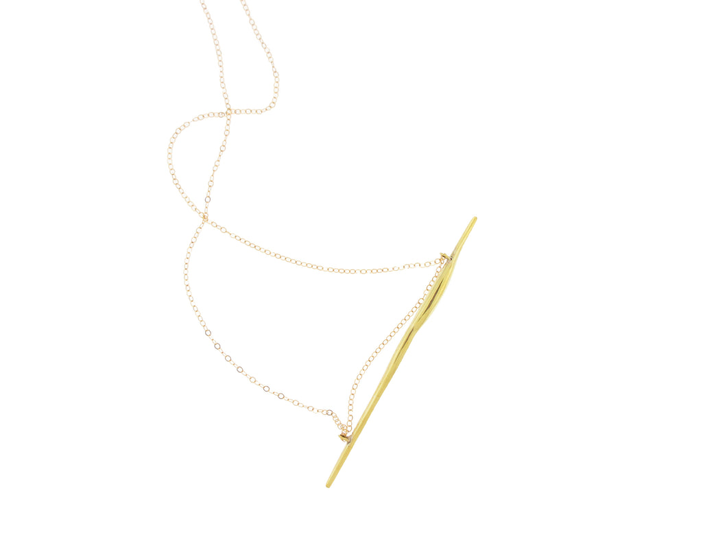 Marla Necklace-Gold