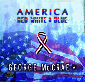 AMERICA RED WHITE & BLUE CD