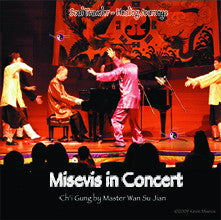 MISEVIS IN CONCERT CD