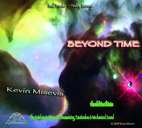 BEYOND TIME CD