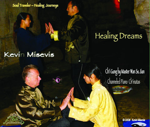 HEALING DREAMS CD