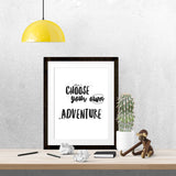 Choose your own adventure - Printable - One Tiny Tribe  - 2