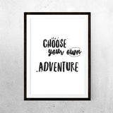Choose your own adventure - Printable - One Tiny Tribe  - 1