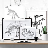 Triceratops - Print - One Tiny Tribe  - 2