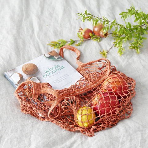 TERRACOTTA Market Bag