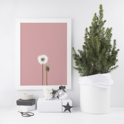 PINK Wishes - Print - One Tiny Tribe