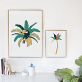 Toucan + Free Tree (printables)