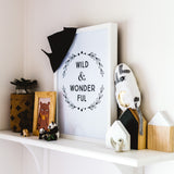 Wild & Wonderful - Print - One Tiny Tribe  - 2