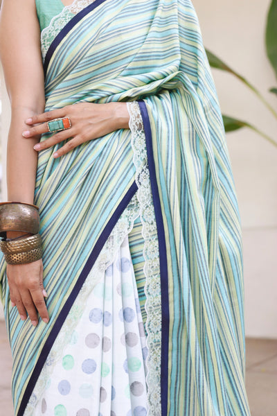 Monsoon Magic Statement Saree