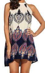 BOHO Summer Dress - Girleygirlz
