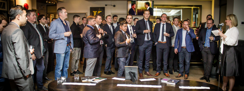 H&Co.'s First Gentlemen's Evening