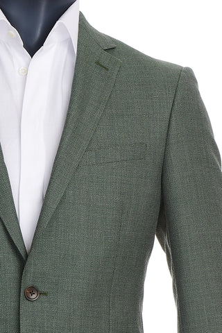 Men's Green Blazer | Paul Betenly | Haberdasher & Co | Vancouver, BC
