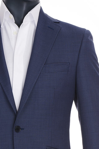 Men's Blue Suit | Coppley | Haberdasher & Co. | Vancouver, BC