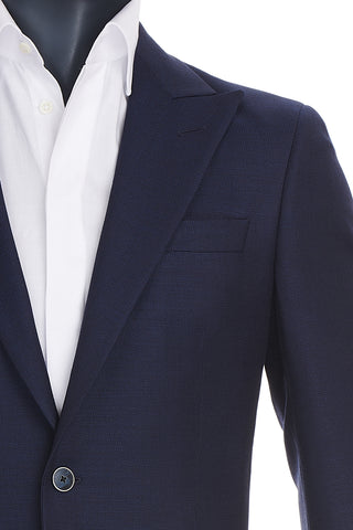 Men's Navy Blazer | Coppley | Haberdasher & Co. | Vancouver, BC