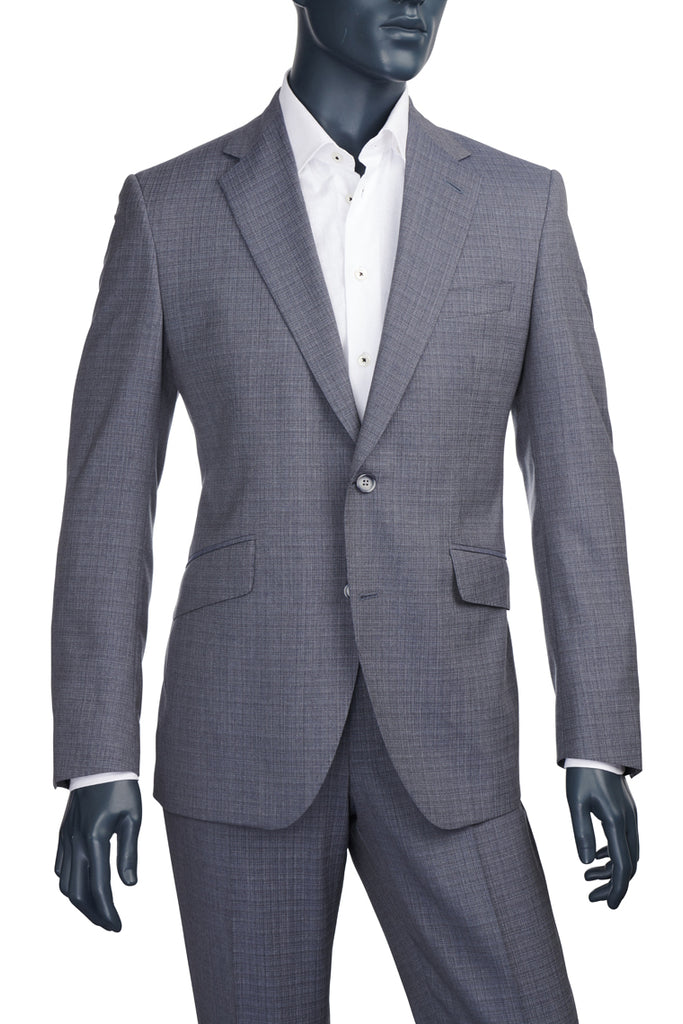 Men's Coppley Mid-Grey Suit