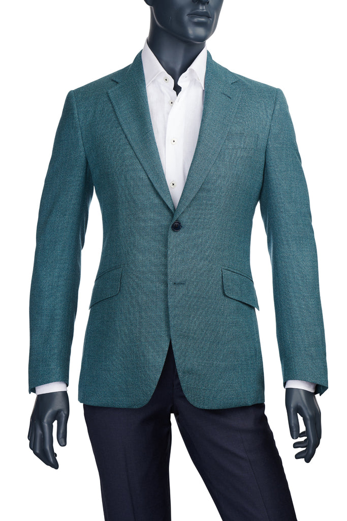 Men's Coppley Green Blazer