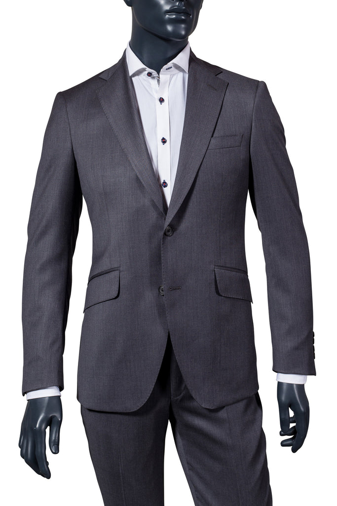 Men's Mid-Grey Suit