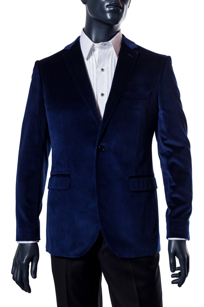 Men's Custom Velvet Jacket